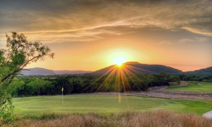 Club at ConCan and Frio Country Resort - Sabinal: One-Night Stay, With Golf Option, at the Club at ConCan and Frio Country Resort. Three Options Available.