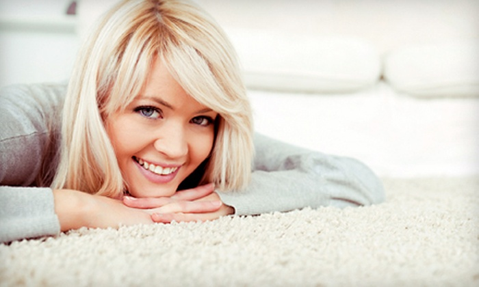 Hi Tech Carpet & Air Duct Cleaning - Multiple Locations: Three, Five, or Seven Rooms of Carpet Cleaning from Hi Tech Carpet & Air Duct Cleaning (Up to 61% Off)