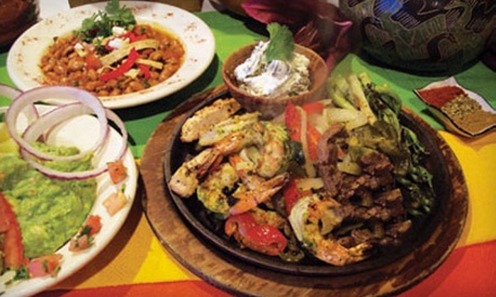 El Jarro de Arturo - Northeast San Antonio: Mexican Cuisine at El Jarro de Arturo (Up to 47% Off). Four Options Available.