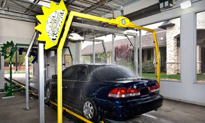 The Appleseed Express Carwash - Plano: Car Washes from The Appleseed Express Carwash in Plano. Two Options Available.