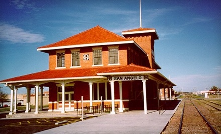 Railway Museum of San Angelo: