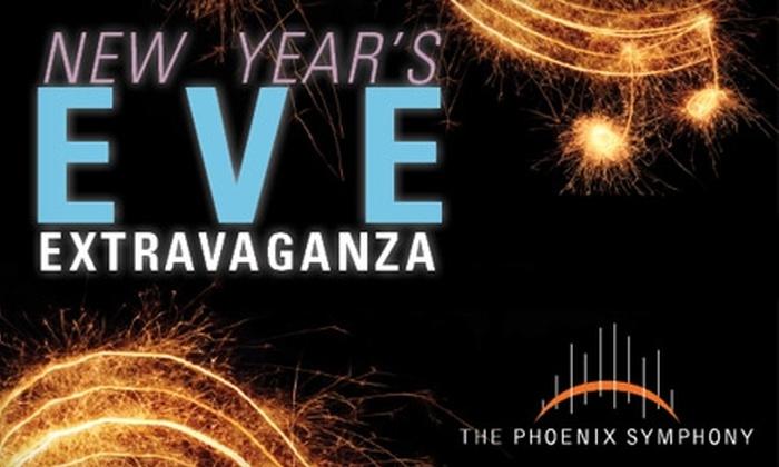 Phoenix Symphony - Downtown Phoenix: $25 for the Phoenix Symphony's New Year's Eve Concert ($51 Value)