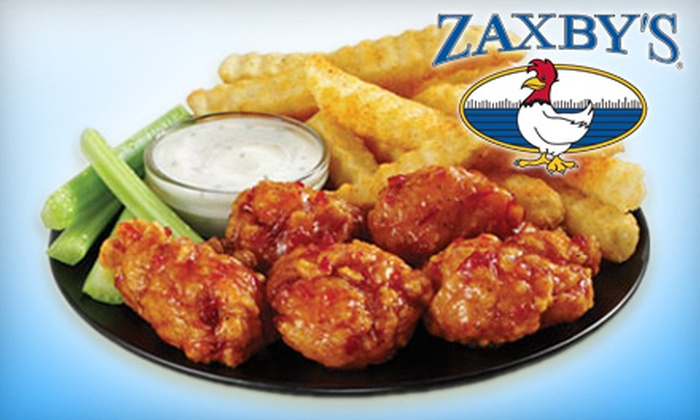 Zaxby's - Johnson Ferry Estates: $5 for Two Chicken Meal Dealz at Zaxby's in Marietta (Up to $11.43 Value)
