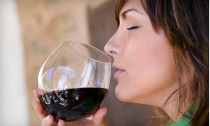 Donna Da Vine - Brooklyn: $25 for Wine Class at Donna Da Vine in Brooklyn ($50 Value)