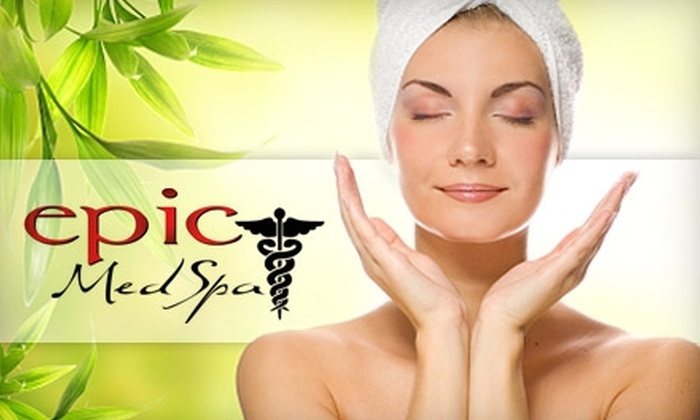 Epic MedSpa - New Berlin: $35 for $75 Toward Any of Five Available Services at Epic MedSpa