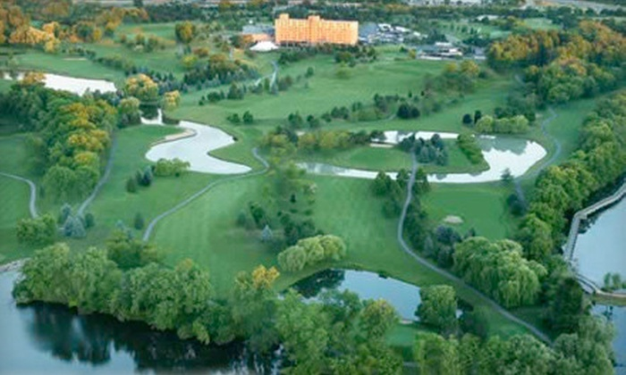 Eagle Crest Golf Club - Ypsilanti: $189 for 5 Rounds of Golf & 10 Group Lessons at Eagle Crest Golf Club in Ypsilanti (Up to a $1,030 Total Value)
