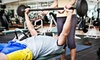Sound Fitness - Multiple Locations: 14- or 30-Day Gym Pass or a One-Month Membership with Three Personal-Training Sessions at Sound Fitness (Up to 90% Off)