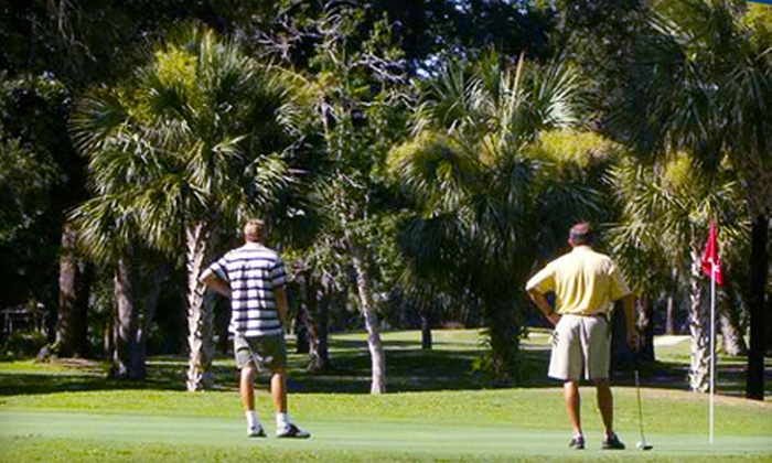 null - Fernandina Beach: $46 for Golf Outing for Two at Fernandina Beach Golf Club (Up to $92 Value)