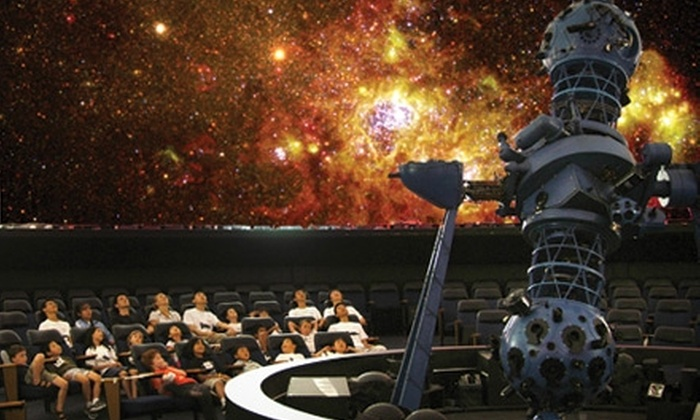 H.R. MacMillan Space Centre - Kitsilano: $12 for Two Tickets to a Planetarium Evening Program at H.R. MacMillan Space Centre ($24.08 Value)