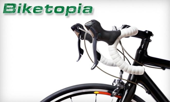 Biketopia - 7: $25 for a Bike Tune-Up at Biketopia