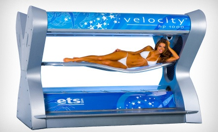 1 UV Tanning Session and a $10 Gift Card for any Massage or Facial (a $25 value) - Milan Salon and Day Spa  in El Paso