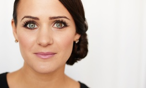 Amaya Salon: One or Four Eyebrow-Threading Sessions at Amaya Salon (50% Off)