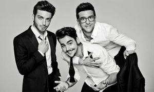 Il Volo: Il Volo on February 17, at 8 p.m.