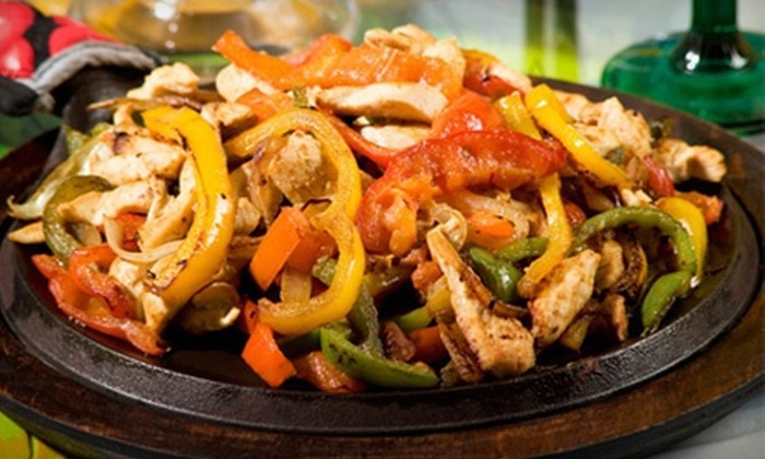 Amigos Original Tex-Mex - Waterford Lakes Town Center: $5 for $10 Worth of Tex-Mex Fare and Drinks at Amigos Original Tex-Mex