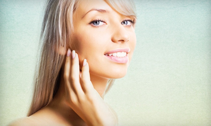 Nomi Day Spa - Central Waterfront: $40 Worth of Spa Services