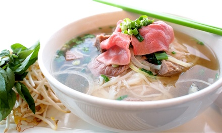 $11 for $20 Worth of Vietnamese Fare and Drinks at Noodles @ BTH