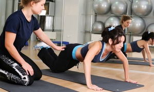 FitClass Studio: 10 or 20 Small-Group Personal-Training Classes at FitClass Studio (Up to 70% Off)