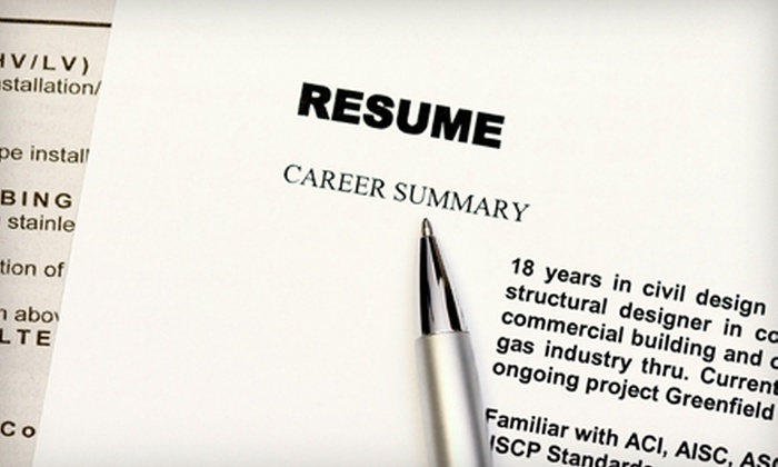Professional Resumes & Recruiting Corp - Northeast San Antonio: Basic, Basic New One Page, or Multi-Resumé Package from Professional Resumes & Recruiting Corp (Up to 55% Off)