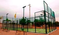 1h30 de padel pour 4 ou 8 personnes dès 19,90 € au Tennis Club de Marseille