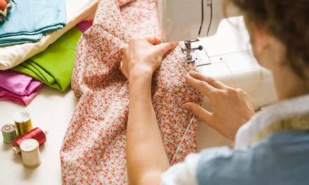 $22 for an Introduction to Sewing Class and 10% Off Purchases at Quality Sewing & Vacuum ($49.99 Value)