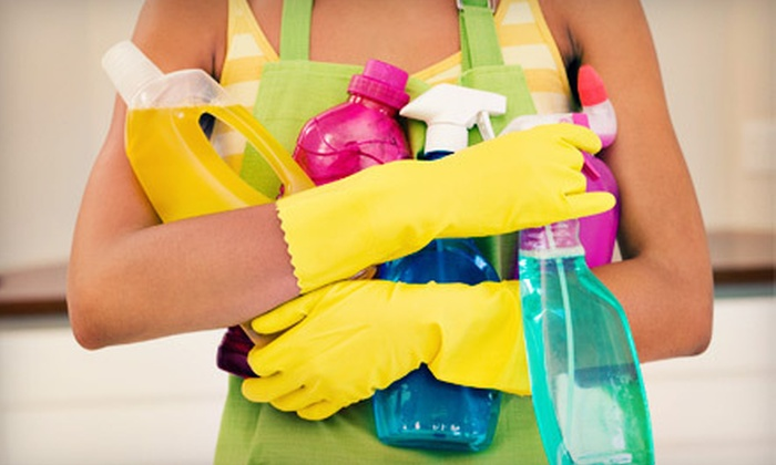 Steph's Cleaning - WICHITA: One, Three, or Five Two-Hour Housecleaning Sessions with Two Maids from Steph's Cleaning (Up to 59% Off)