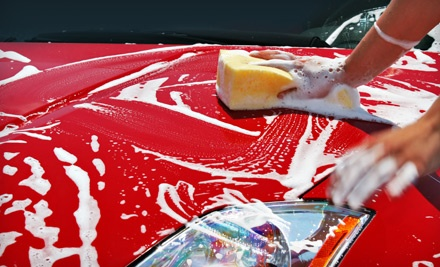 1 Exterior Hand Wash (a $20 value) - Dealer Detail Services in North Little Rock