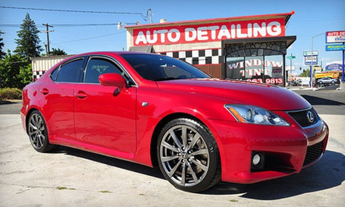 Trusted Detailing - Northtown: Supreme Interior and Exterior Auto Detail for Sedan or SUV, Truck, or Minivan at Trusted Detailing (Up to 65% Off)