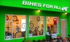 Bikes For All - Mt. Pleasant: Spring Tune-Up for One or Two Bikes at Bikes for All (Up to 63% Off)