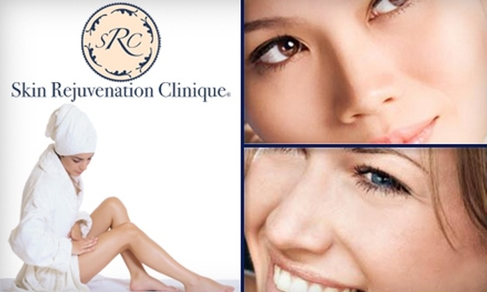 Skin Rejuvenation Clinique - Multiple Locations: $99 for a Rejuvenating Beauty Package or a Smooth & Sexy Package at Skin Rejuvenation Clinique (Up to $290 Value). Choose between two locations.