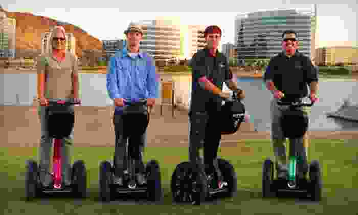 Segway of Tempe and Scottsdale - Multiple Locations: $39 for a 90-Minute Segway Tour from Segway of Tempe and Scottsdale ($75 Value)