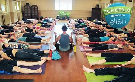 10815 Bathurst St. in Richmond Hill - The Yoga Sanctuary in Richmond Hill
