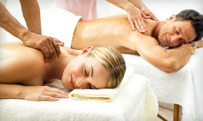 Serenity Therapeutic Day Spa - Caprock: $65 for a 60-Minute Swedish Couples Massage at Serenity Therapeutic Day Spa ($130 Value)