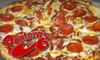 Pantera's Pizza - Edwardsville: $11 for $25 Worth of Pizza at Pantera's Pizza in Edwardsville