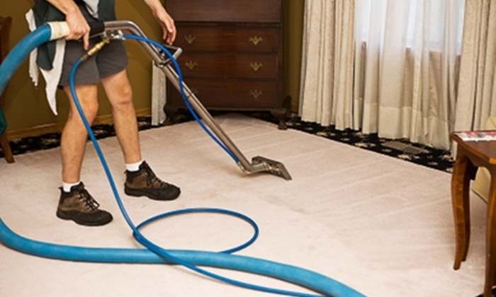 Green Clean - Youngstown: Carpet Cleaning from Green Clean. Two Options Available.
