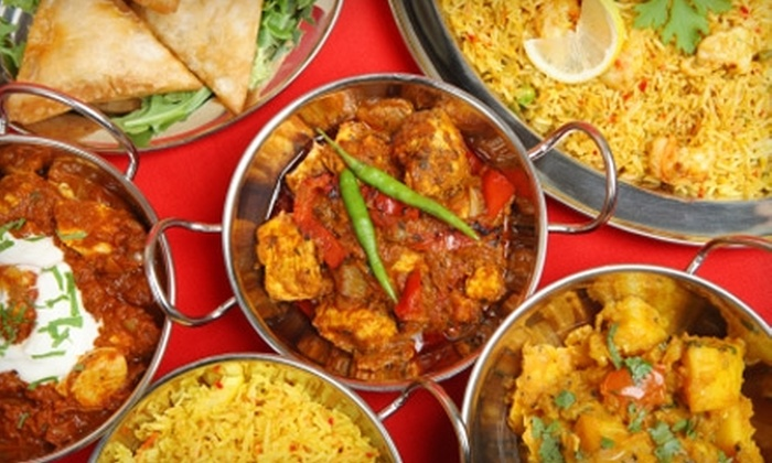 Bombay Club - Wesport: $10 for $20 Worth of Indian Fare and Drinks at Bombay Club in Westport