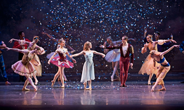"Charleston Ballet Theatre's ""The Nutcracker"" - Mazyck - Wraggborough: One Adult or Child's Ticket to Charleston Ballet Theatre's ""The Nutcracker"" at Gaillard Auditorium on December 10"