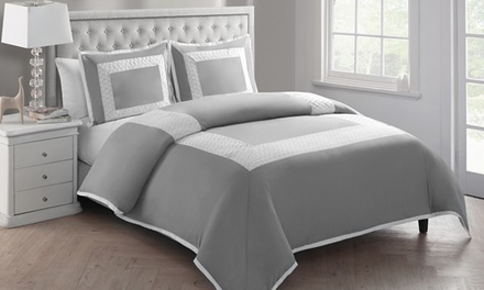 2- or 3-Piece Hotel Duvet Sets