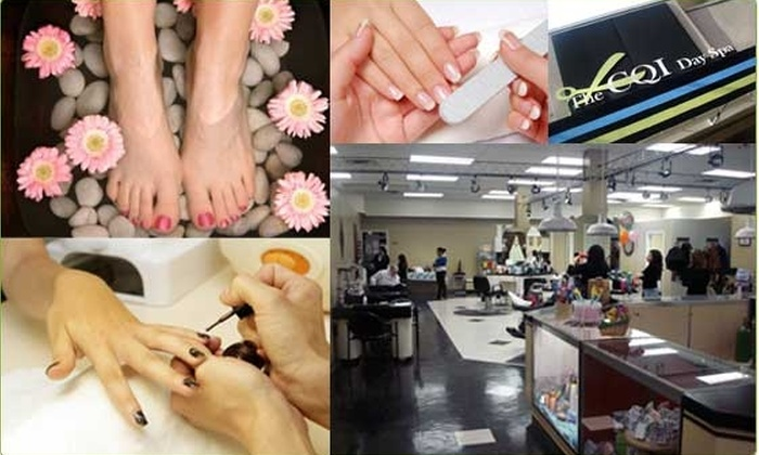 CQI Day Spa - Kendall Square: $39 Gets 2 Mani-Pedis at CQI Day Spa