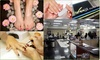 $51 Off Two Mani-Pedis at CQI Day Spa