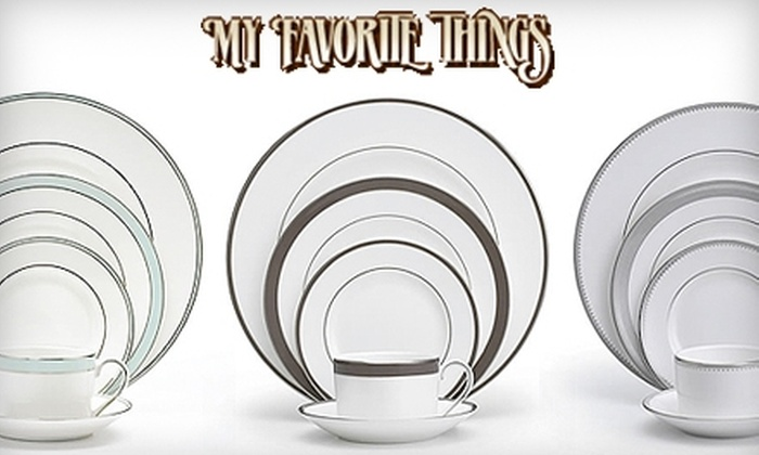 My Favorite Things - Tallahassee: $25 for $50 Worth of Sophisticated Giftware at My Favorite Things