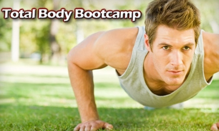 Total Body Bootcamp - East Farmingdale: $25 for One Month of Training at Total Body Bootcamp ($199 Value)