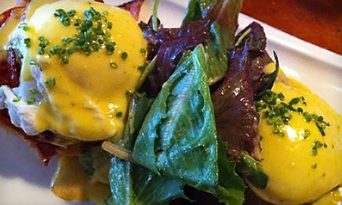 Brunch Drunk Love - Mission: $29 for a Family-Style Brunch for Two at Brunch Drunk Love (Up to $61.50 Value)