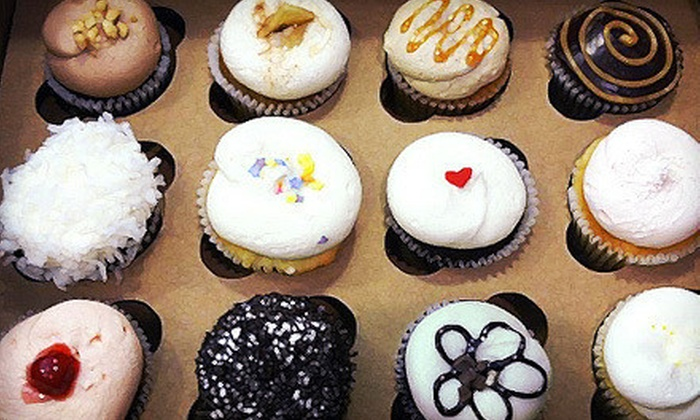 Swirls Cupcakery - East Aurora: Cupcake-Decorating Class for Two or Four at Swirls Cupcakery (Up to 60% Off)