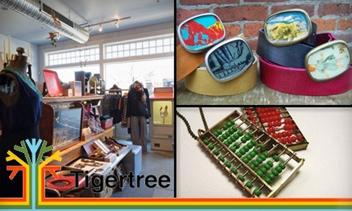 Tigertree - Short North: $12 for $25 Worth of Clothing, Accessories, and More at Tigertree
