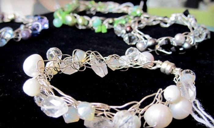 Bella Joli - Cedar Rapids / Iowa City: $25 for $50 Worth of Handcrafted Jewelry and Gifts at Bella Joli