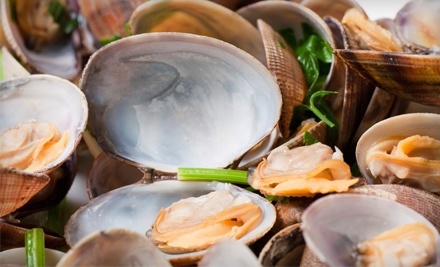$40 Groupon to Bill's Seafood House - Bill's Seafood House in Grafton