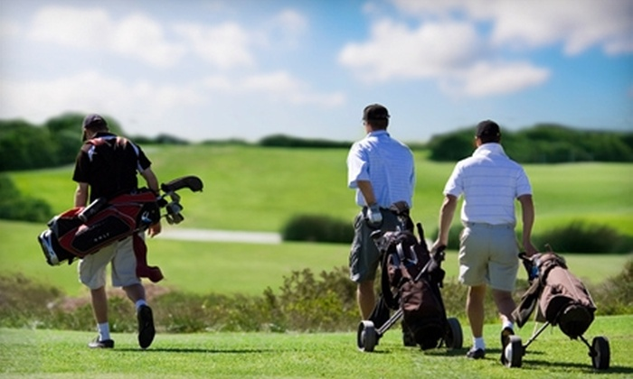 San Antonio Tour Card - Multiple Locations: $48 for a Golf Discount Card from San Antonio Tour Card ($99 Value)