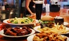Hot Rod Cafe - New London: $10 for $20 Worth of American Fare and Drinks at Hot Rod Cafe in New London