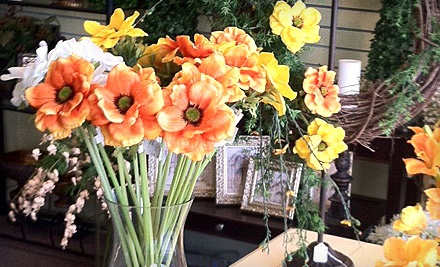 $50 Groupon to Blossom Designs - Blossom Designs in Hixson