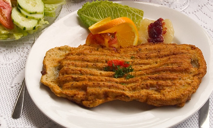 Old Europe Bistro - Vineyards: $10 for $20 Worth of European Fare at Old Europe Bistro